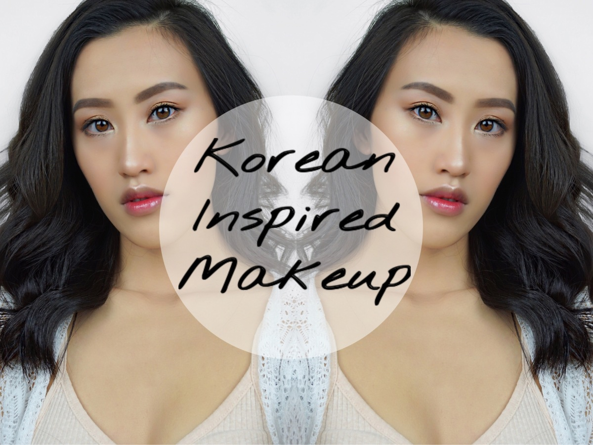 Minimalist Makeup Tutorial |Korean Makeup Inspired