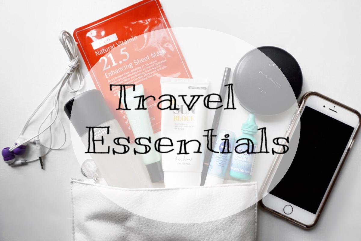 Travel Essentials For The Road